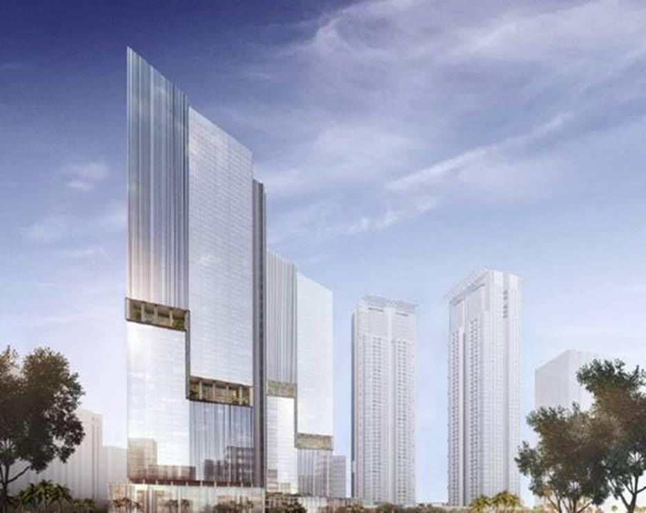park central towers 1