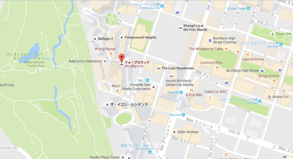 forbeswood-parklane-map