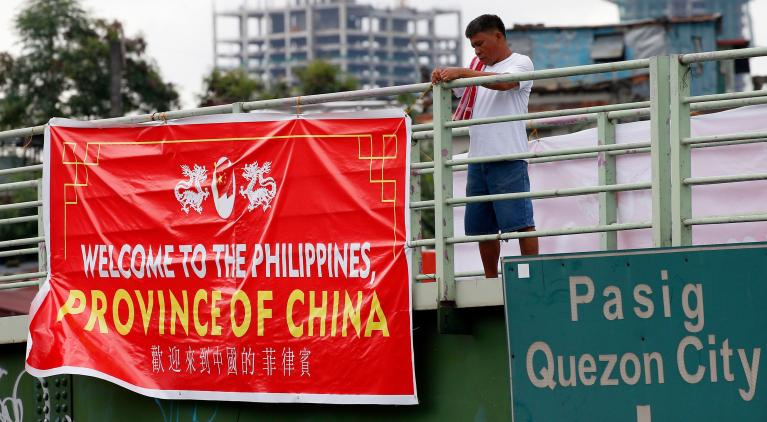 philippines-province-of-china-banner-manila